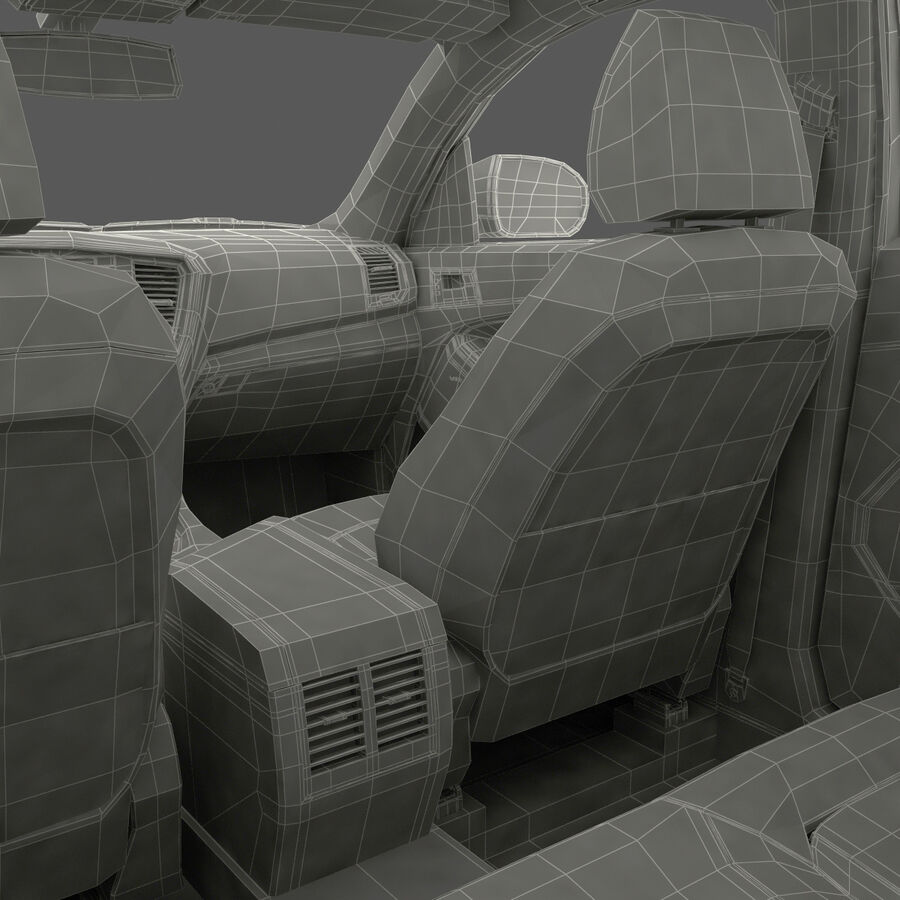 Kia Optima 2014 manipuliert royalty-free 3d model - Preview no. 115