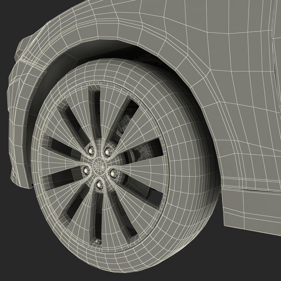 Kia Optima 2014 manipuliert royalty-free 3d model - Preview no. 106