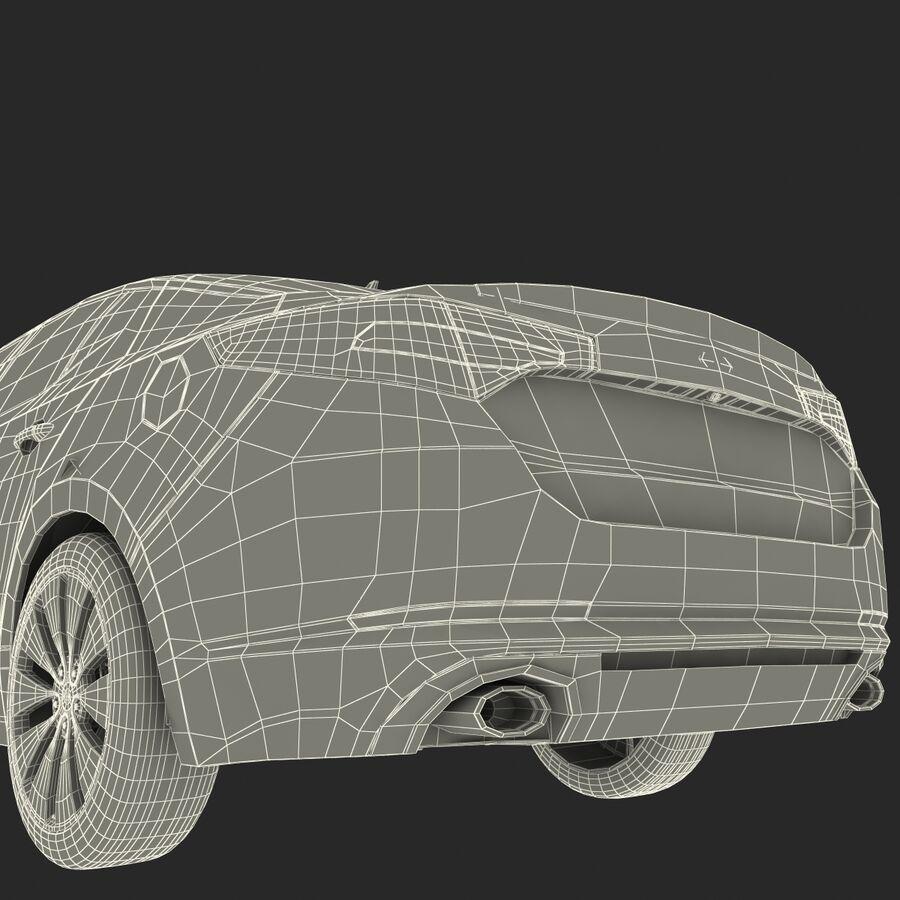 Kia Optima 2014 manipuliert royalty-free 3d model - Preview no. 102