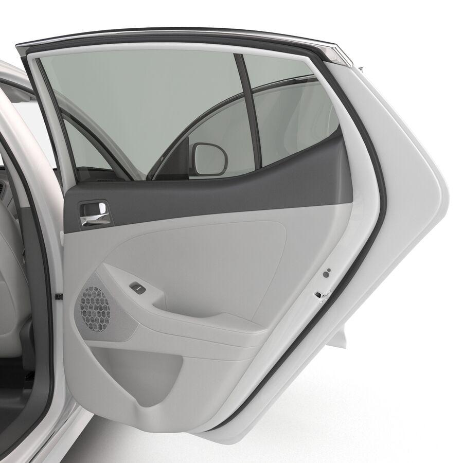 Kia Optima 2014 manipuliert royalty-free 3d model - Preview no. 61
