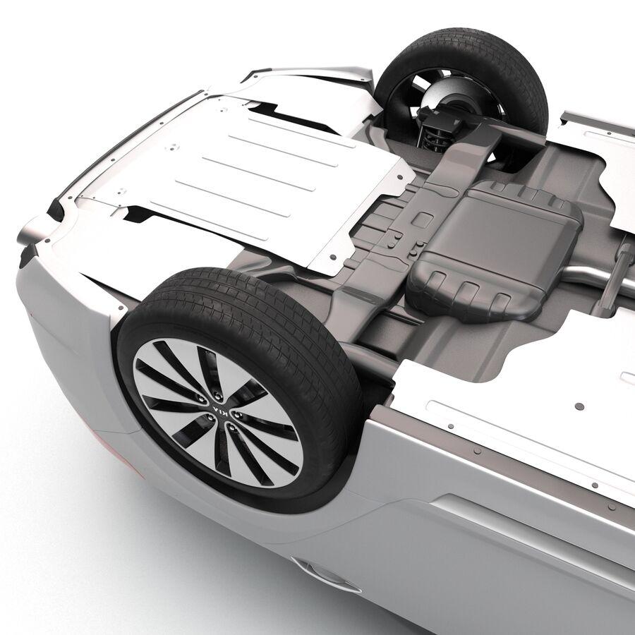 Kia Optima 2014 manipuliert royalty-free 3d model - Preview no. 27