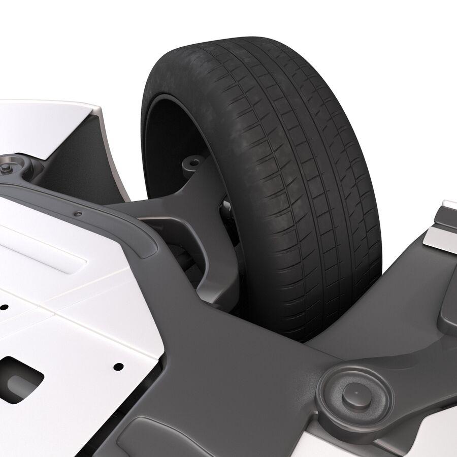Kia Optima 2014 manipuliert royalty-free 3d model - Preview no. 25