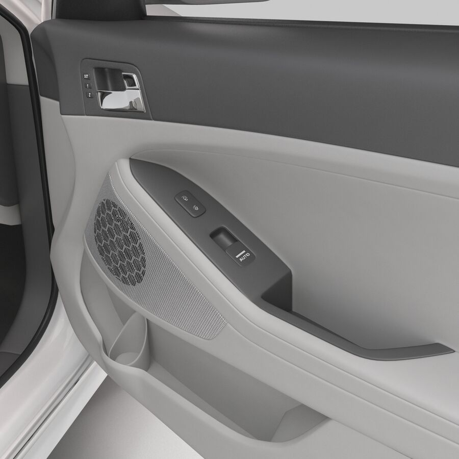 Kia Optima 2014 manipuliert royalty-free 3d model - Preview no. 64