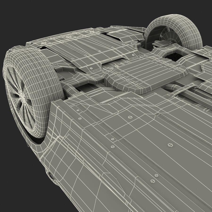 Kia Optima 2014 manipuliert royalty-free 3d model - Preview no. 92