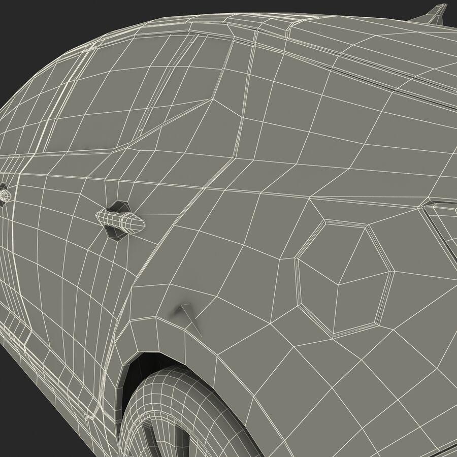 Kia Optima 2014 manipuliert royalty-free 3d model - Preview no. 104