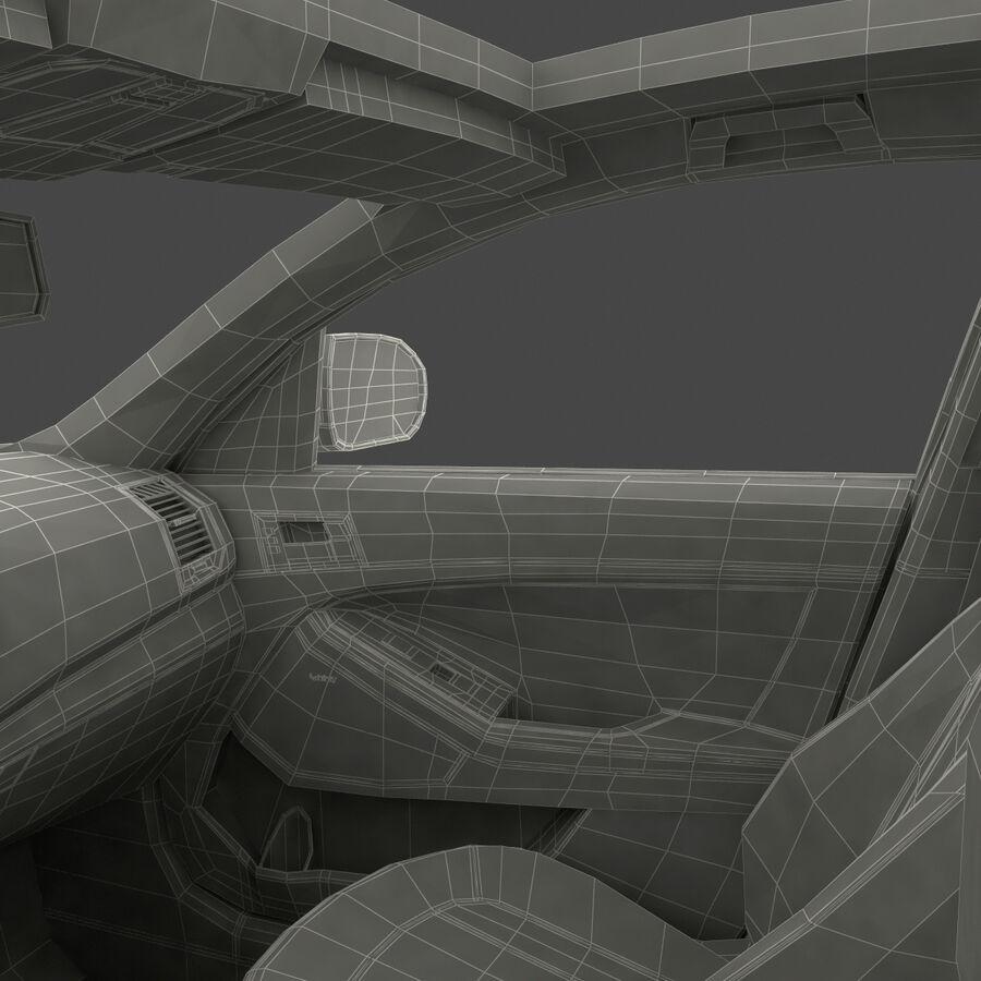 Kia Optima 2014 manipuliert royalty-free 3d model - Preview no. 117