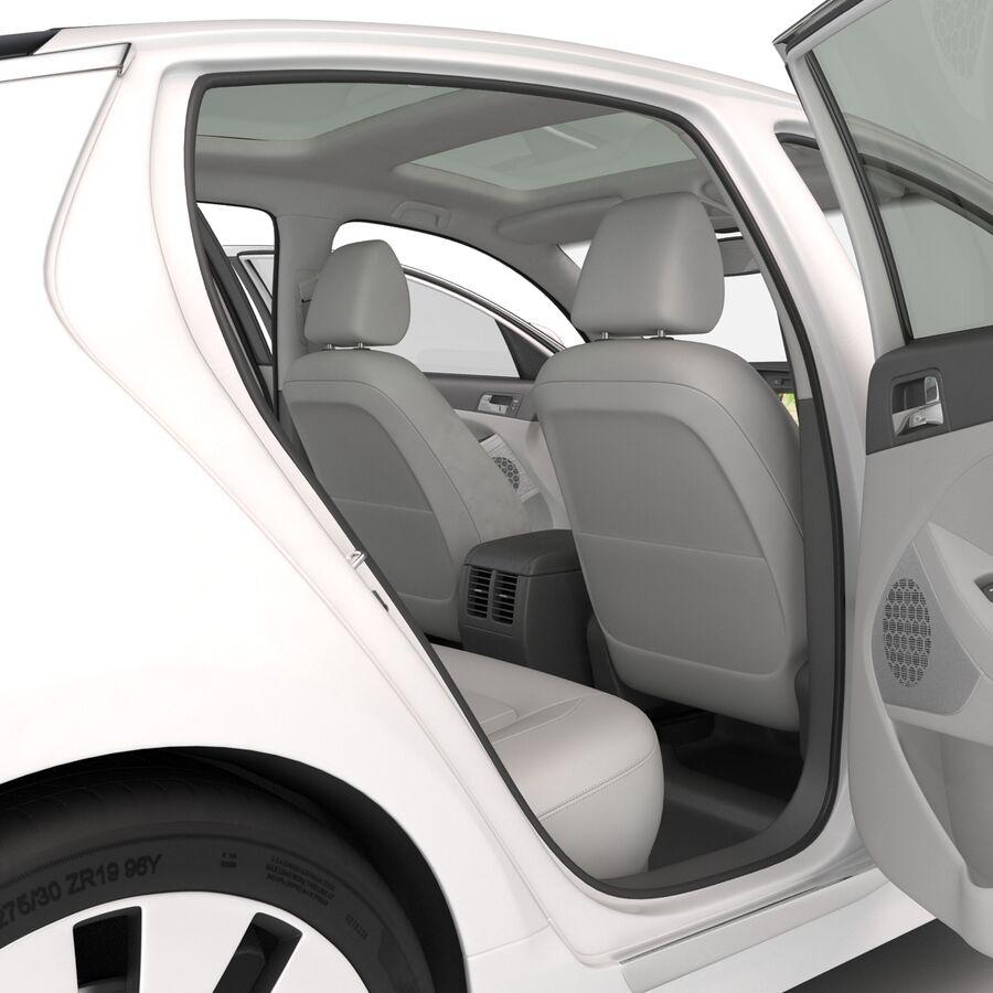 Kia Optima 2014 manipuliert royalty-free 3d model - Preview no. 67