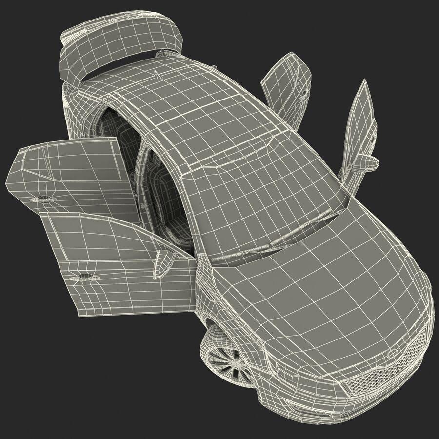 Kia Optima 2014 manipuliert royalty-free 3d model - Preview no. 97