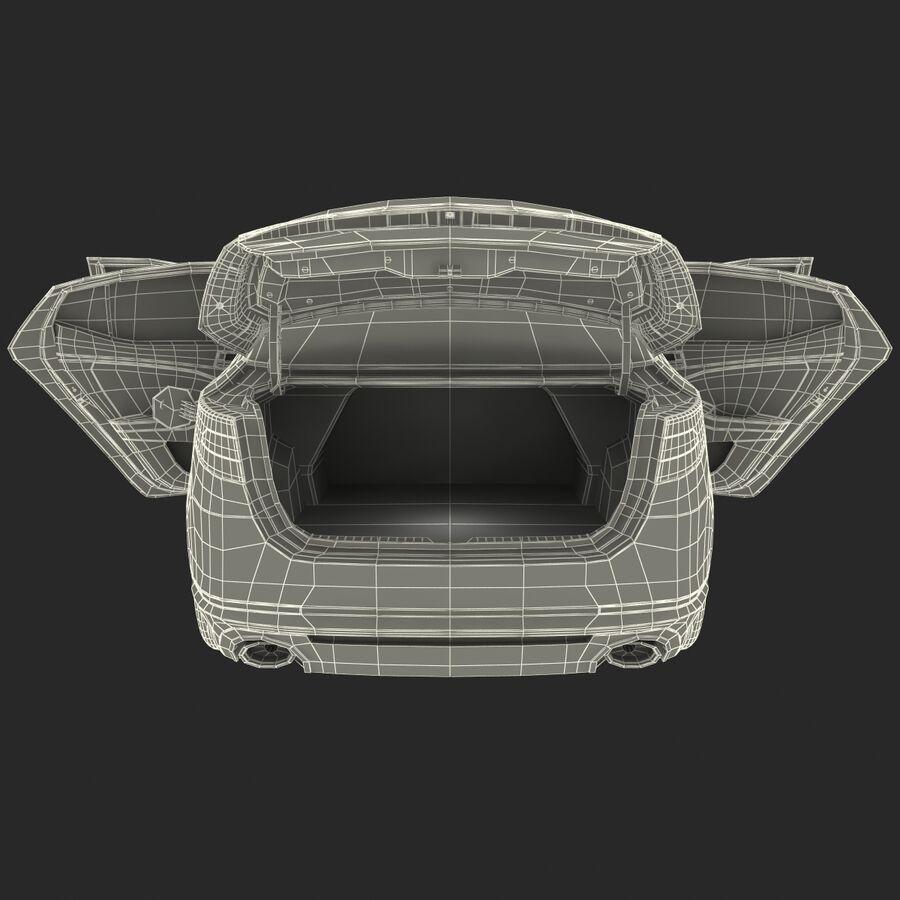 Kia Optima 2014 manipuliert royalty-free 3d model - Preview no. 83