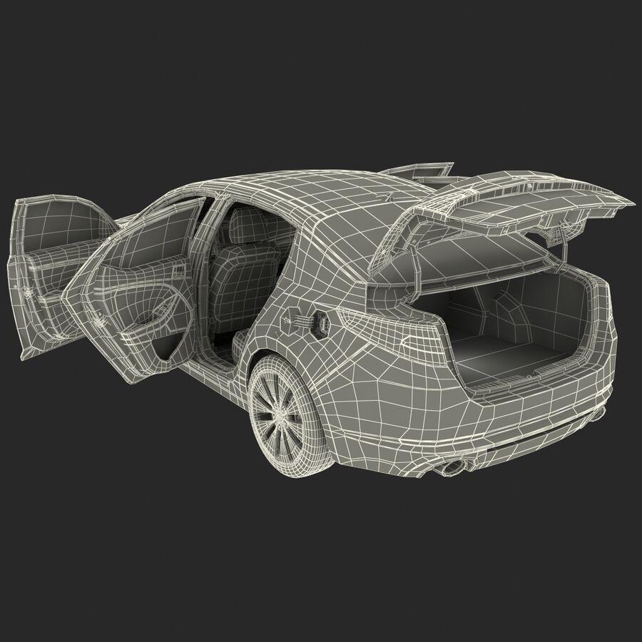 Kia Optima 2014 manipuliert royalty-free 3d model - Preview no. 101