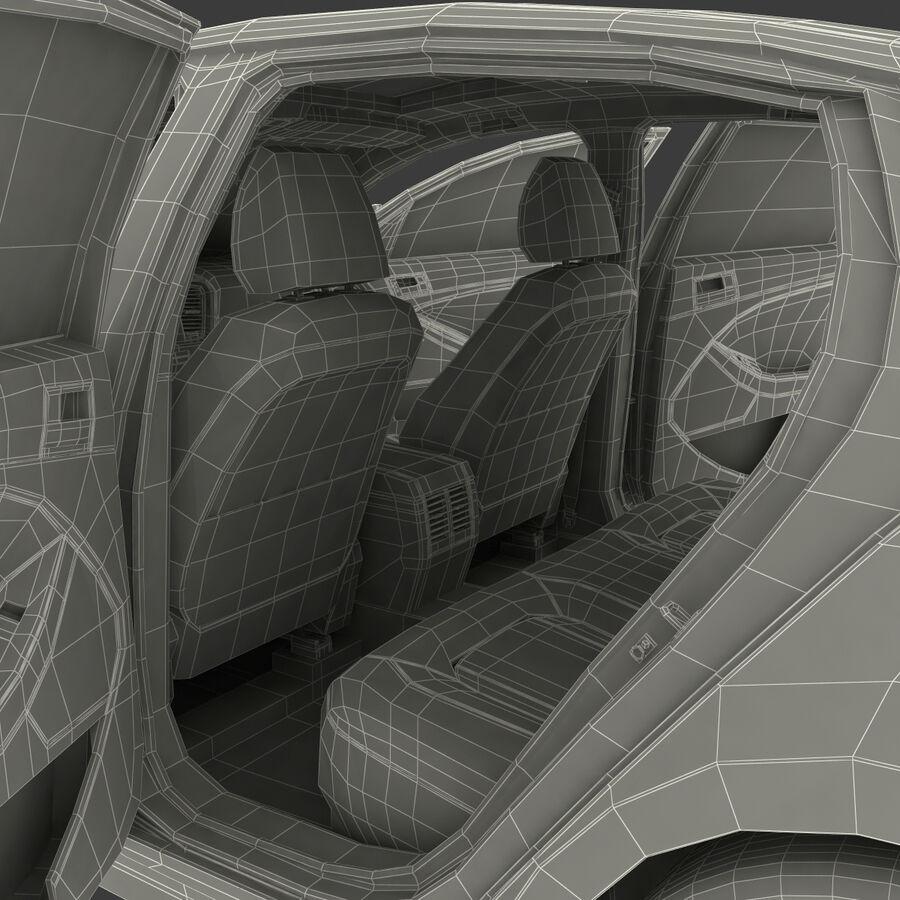 Kia Optima 2014 manipuliert royalty-free 3d model - Preview no. 114