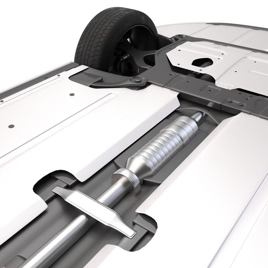 Kia Optima 2014 manipuliert royalty-free 3d model - Preview no. 26