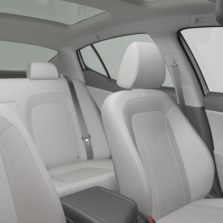 Kia Optima 2014 manipuliert royalty-free 3d model - Preview no. 74
