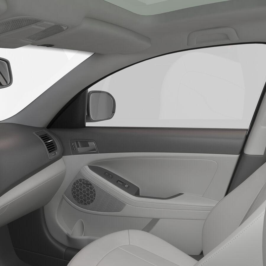 Kia Optima 2014 manipuliert royalty-free 3d model - Preview no. 70
