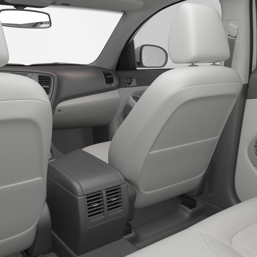 Kia Optima 2014 manipuliert royalty-free 3d model - Preview no. 68
