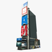 Два Таймс-сквер 3d model