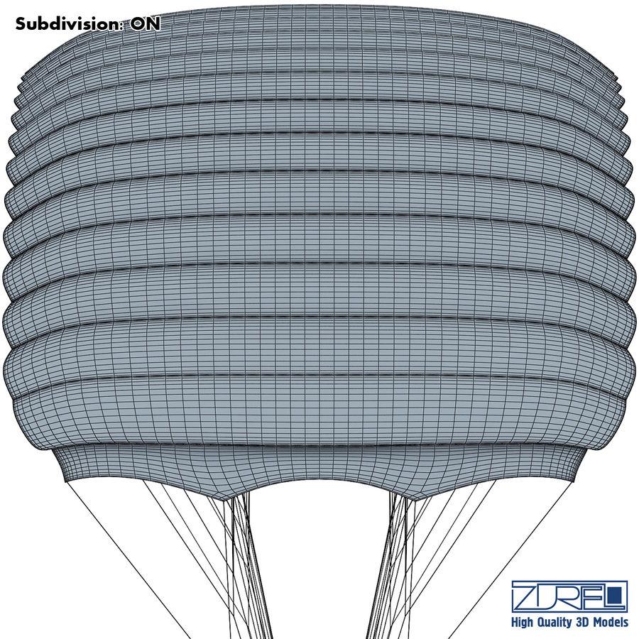 Paraglider v 1 royalty-free 3d model - Preview no. 16