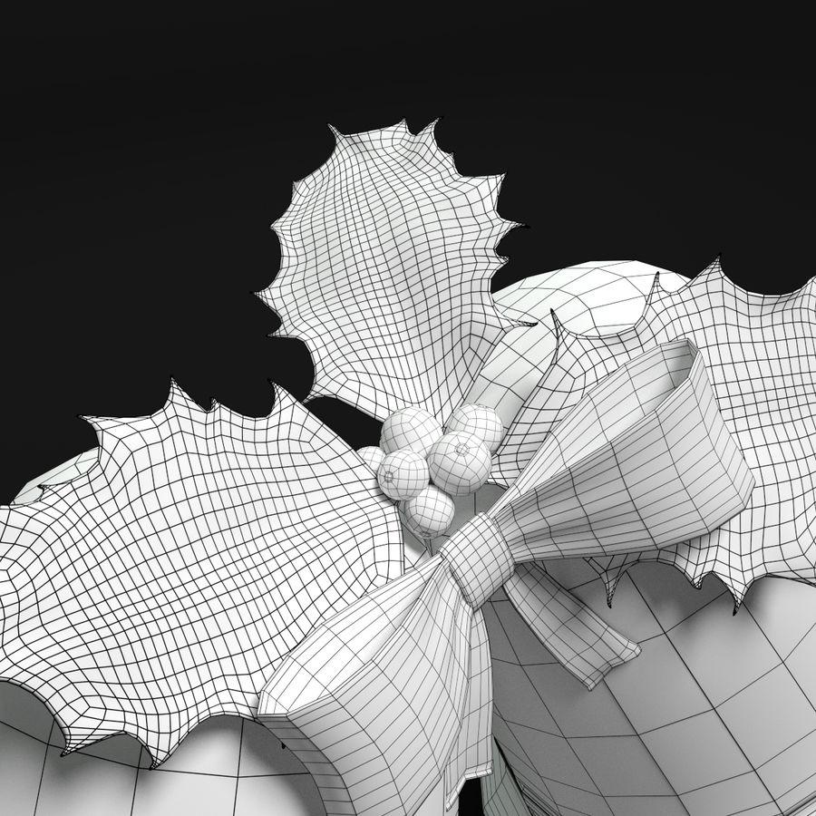 Campanas de navidad royalty-free modelo 3d - Preview no. 8