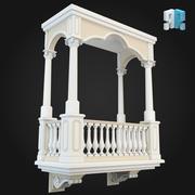 Balcon 015 modelo 3d