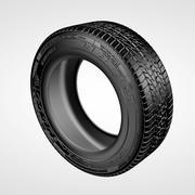 Neumático genérico modelo 3d