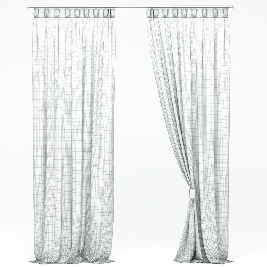 tenda royalty-free 3d model - Preview no. 7