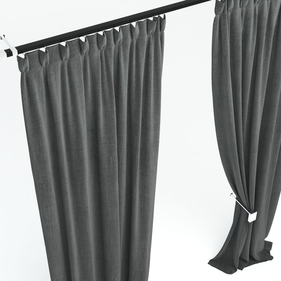 tenda royalty-free 3d model - Preview no. 5