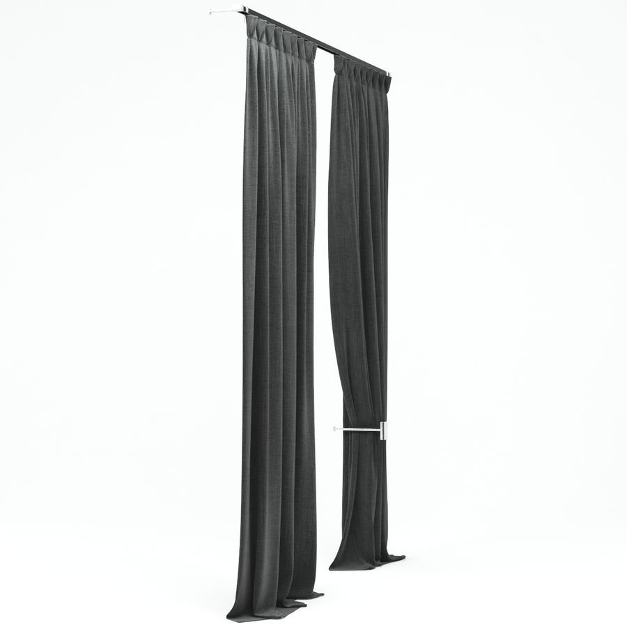 tenda royalty-free 3d model - Preview no. 3