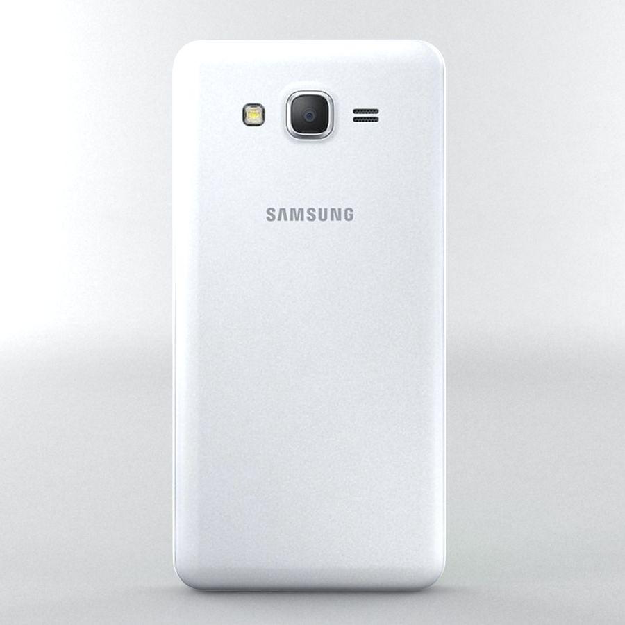 三星Galaxy Grand Prime royalty-free 3d model - Preview no. 4
