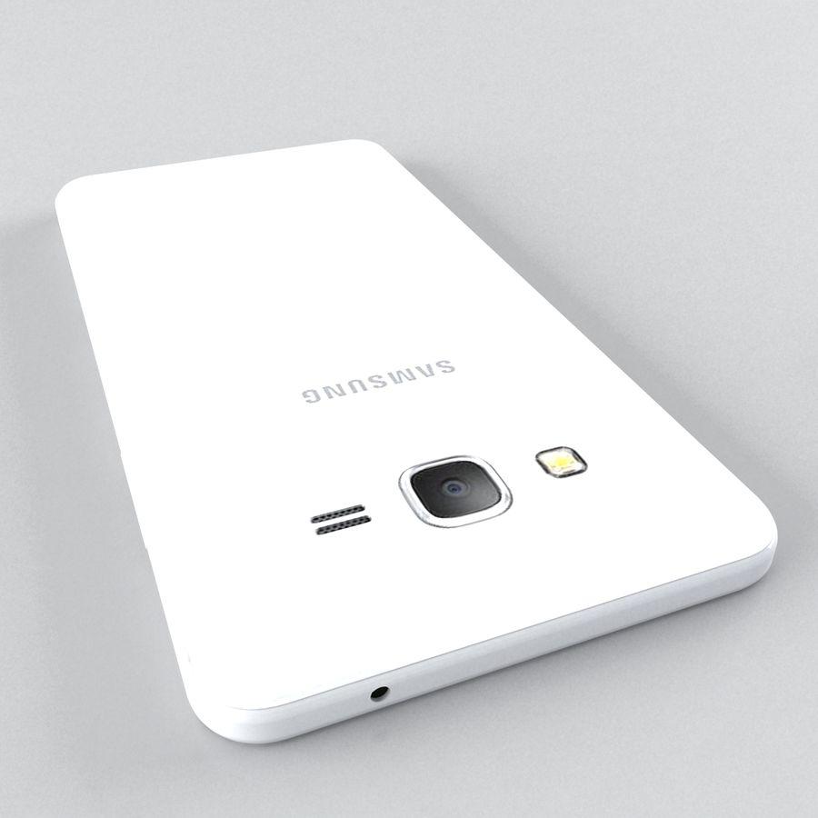 三星Galaxy Grand Prime royalty-free 3d model - Preview no. 6
