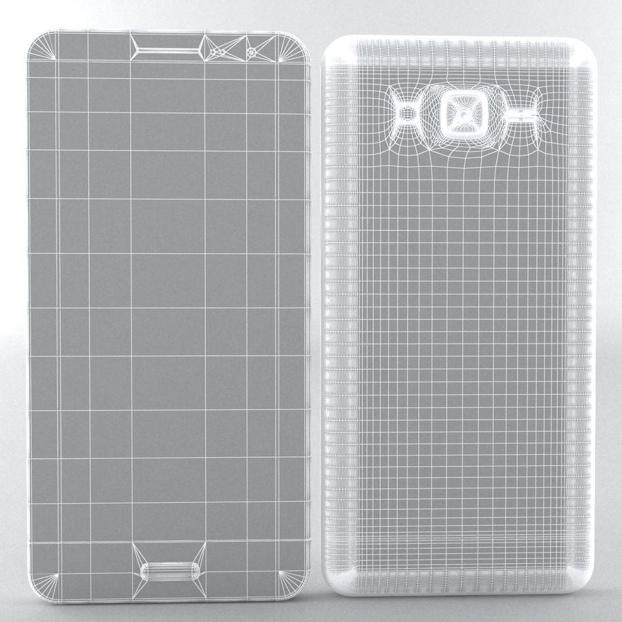 三星Galaxy Grand Prime royalty-free 3d model - Preview no. 16