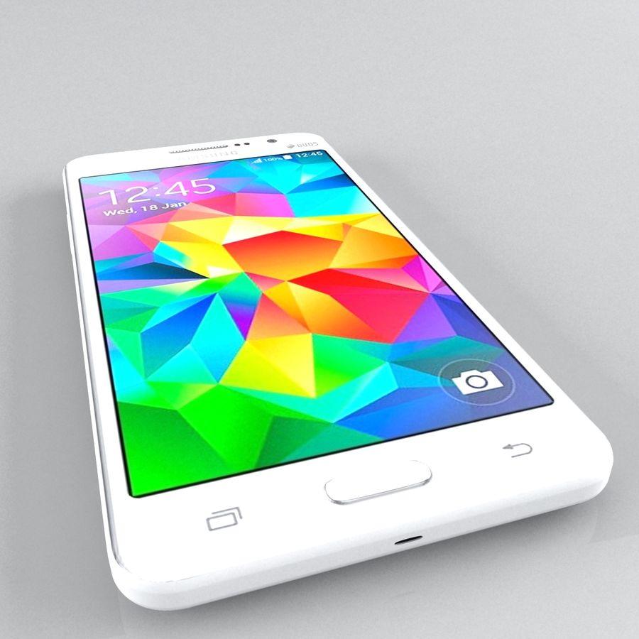 三星Galaxy Grand Prime royalty-free 3d model - Preview no. 5