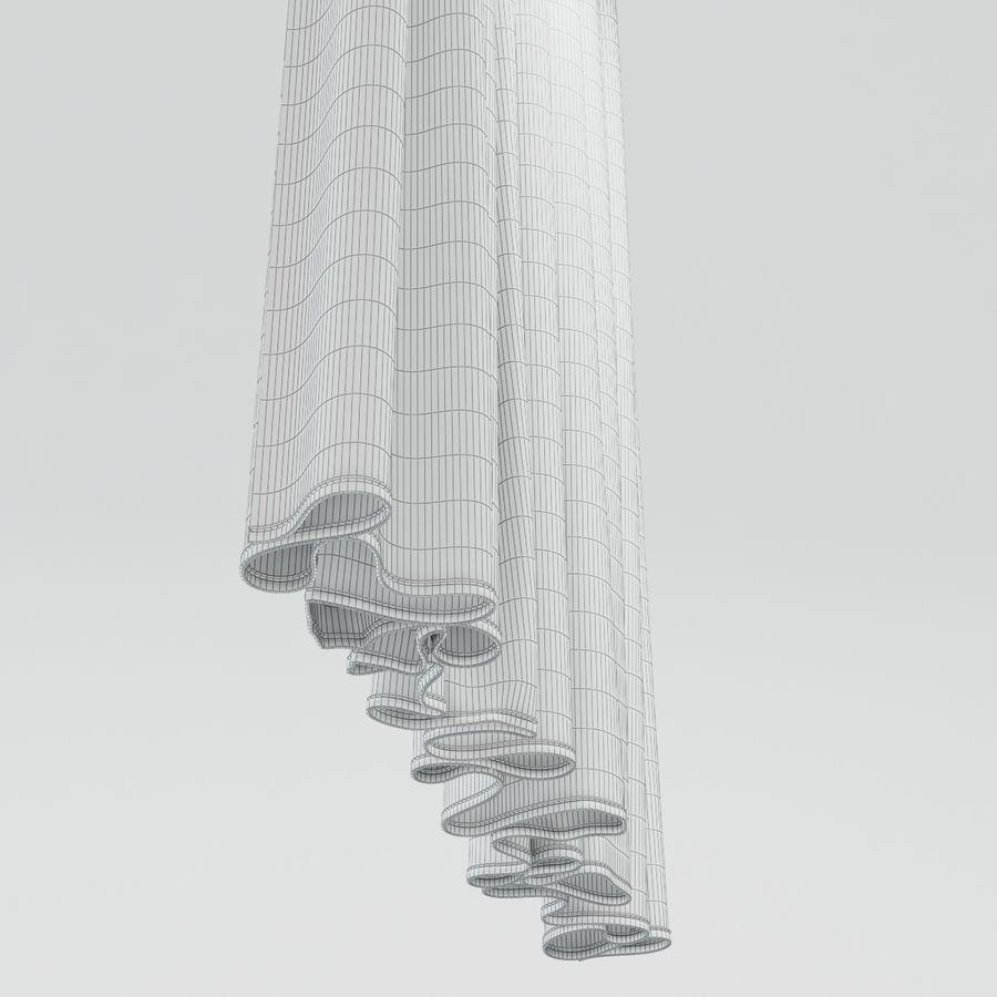 tenda royalty-free 3d model - Preview no. 9