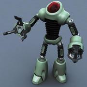 Workbot 3d model