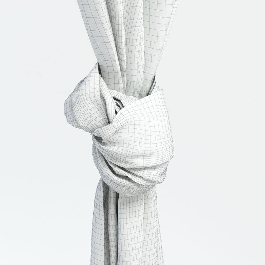 tenda royalty-free 3d model - Preview no. 6