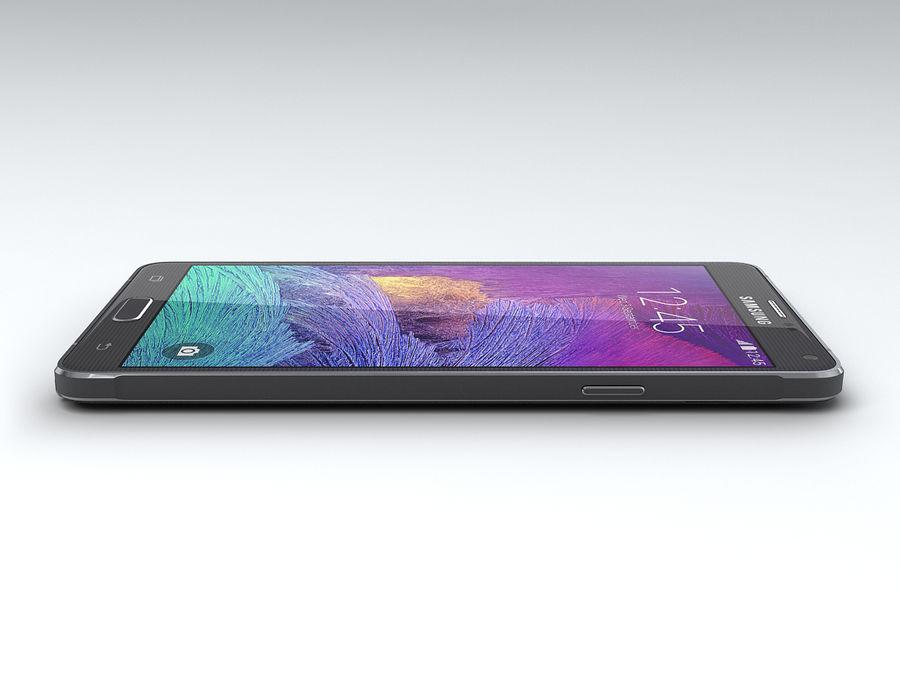 삼성 Galaxy Note 4 royalty-free 3d model - Preview no. 10