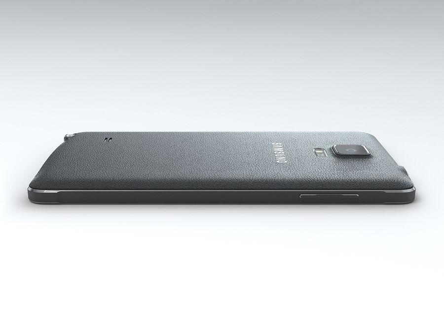 삼성 Galaxy Note 4 royalty-free 3d model - Preview no. 11