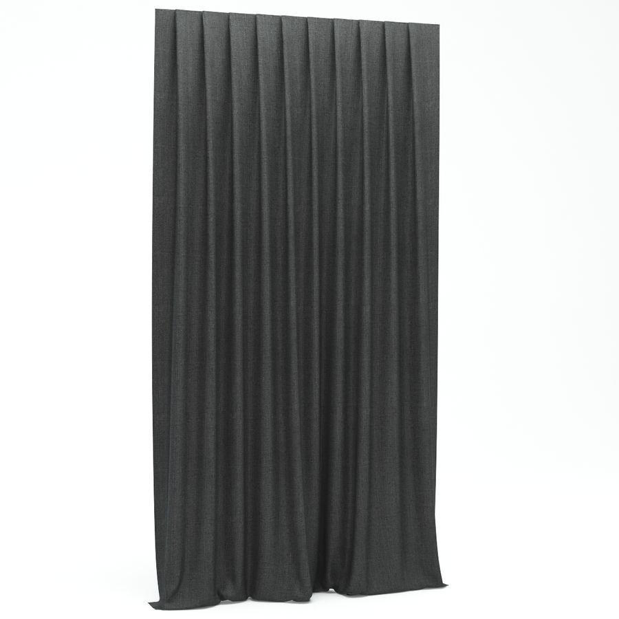 Vorhang royalty-free 3d model - Preview no. 1