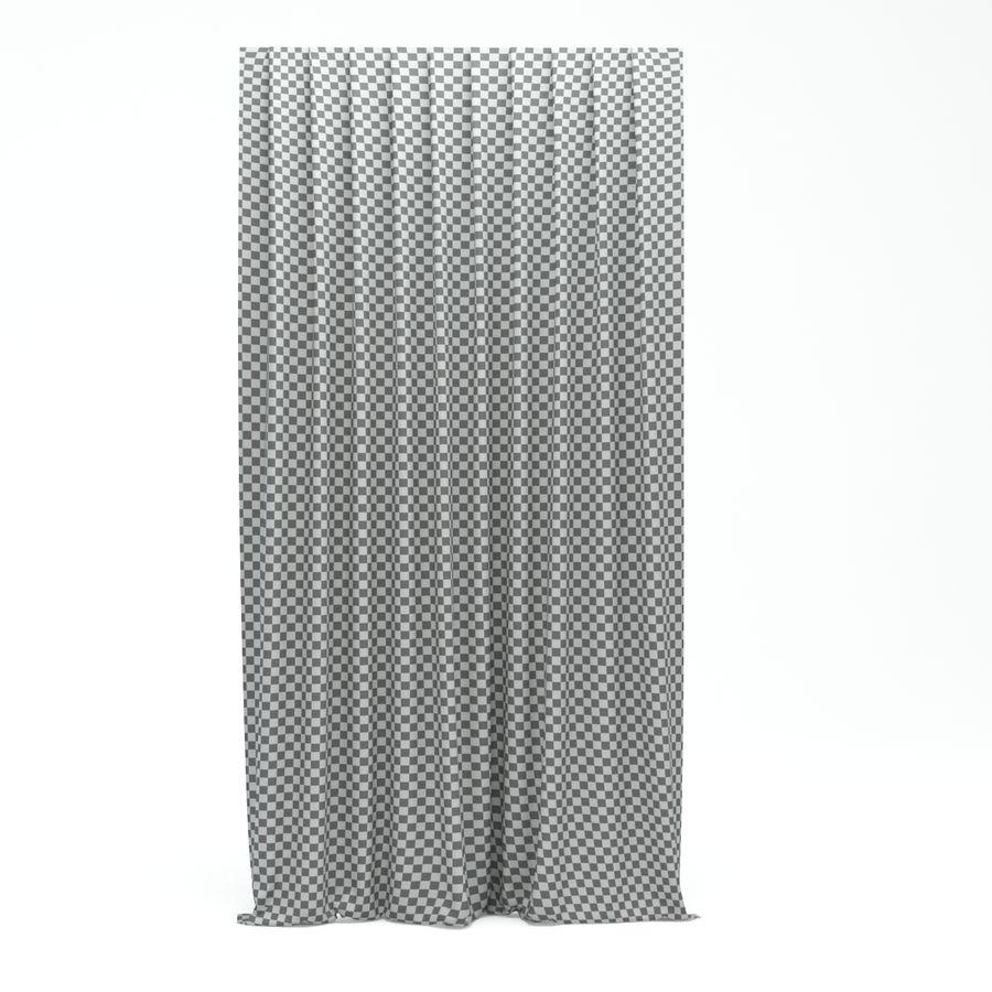 Vorhang royalty-free 3d model - Preview no. 4