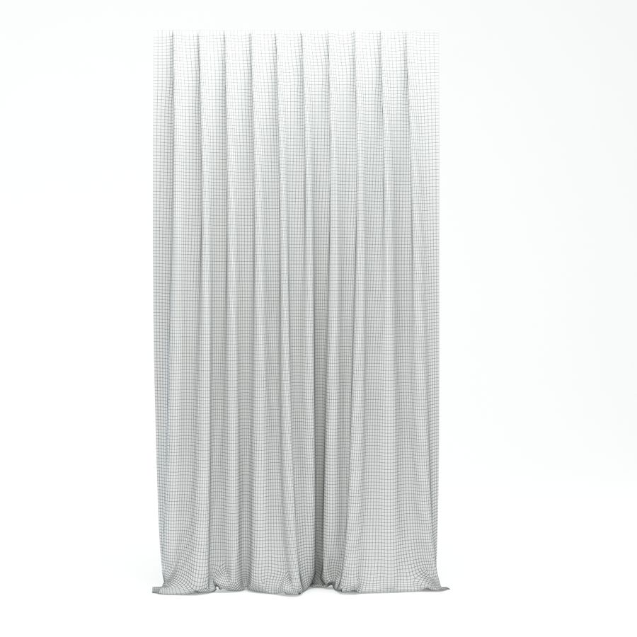 Vorhang royalty-free 3d model - Preview no. 5