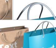 Paket für 3D-Shopping 3d model