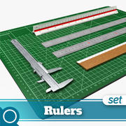 Règles 3d model