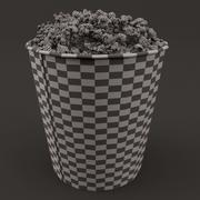 Wiadro Popcorn 3,7L 3d model