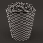 Popcorn Bucket 3,7L 3d model