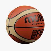Basketball Molten 3d model