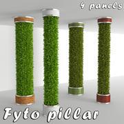 Fyto pillar 3d model
