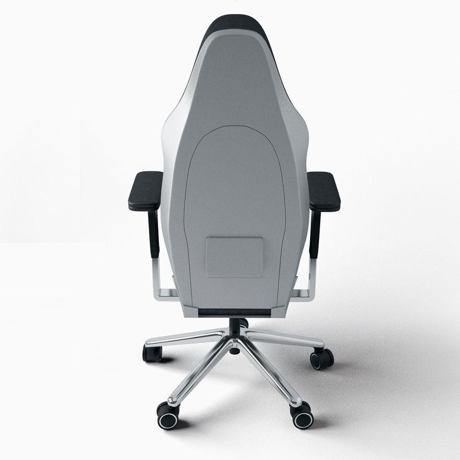 Outstanding Porsche Office Chair 3D Model 5 Max Free3D Machost Co Dining Chair Design Ideas Machostcouk