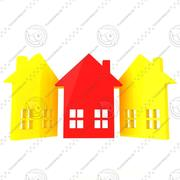 House Icon 3 3d model