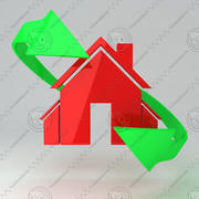House Icon 7 3d model