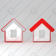 Ev Satışı 12 3d model