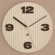 紙時計 3d model